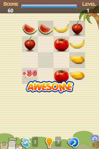 Fruits Linking- screenshot