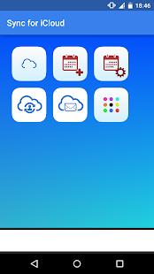 Sync for icloud- screenshot thumbnail