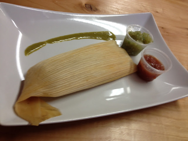 Gluten free tamales