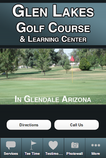 Glen Lakes Golf Course AZ
