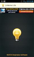 Screenshot of Flashlight with LED Lite