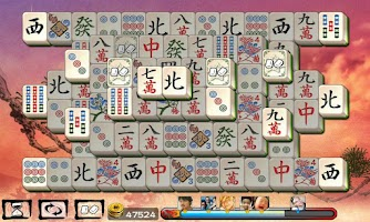 Screenshot of Mahjong Land