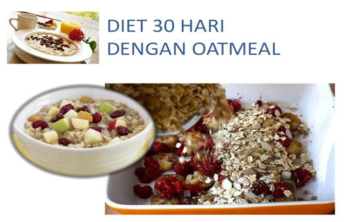 Oatmeal Diet 30 Hari