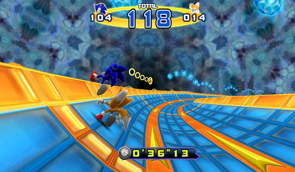 Sonic 4 Episode II - screenshot