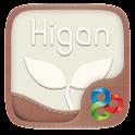 Higan GO Launcher Theme icon