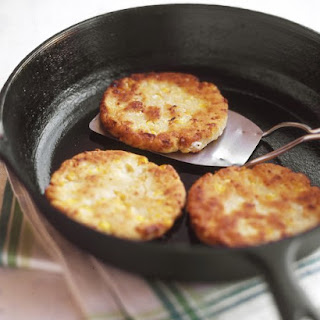 Mexican Corn Cakes.