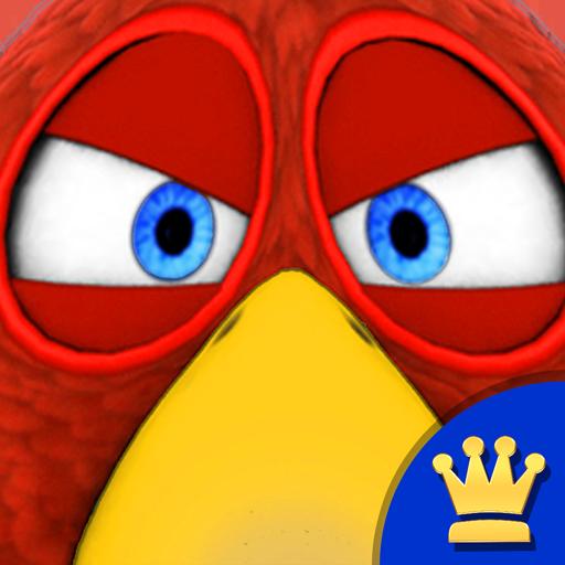 Bird Run, Fly & Jump Deluxe Icon
