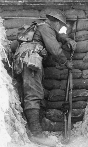 Somme Trench