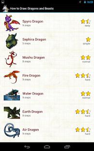 如何绘制:龙|玩教育App免費|玩APPs