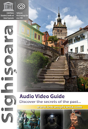 Sighisoara Audio Video Guide