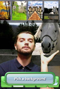 Selfie Booth-Green Screen Fun!- screenshot thumbnail