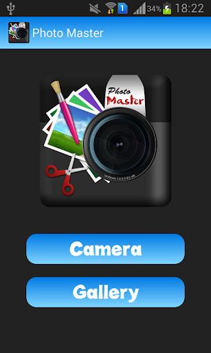 Photo Master - Photo Editor