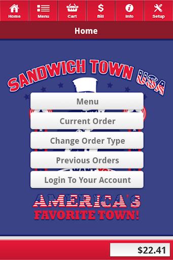 Sandwich Town USA