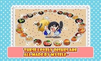 Screenshot of Moe Girl Cafe