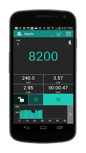 StepOn-Pro Step Tracker- screenshot thumbnail