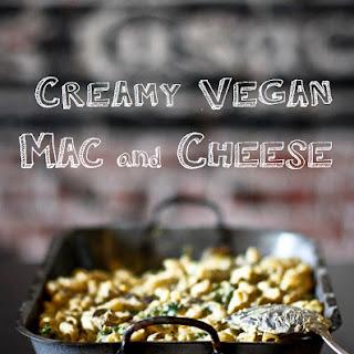 Vegan/Gluten Free Macaroni & Cheese