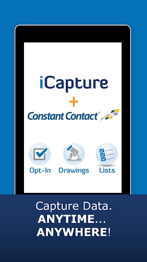 iCapture for Constant Contact