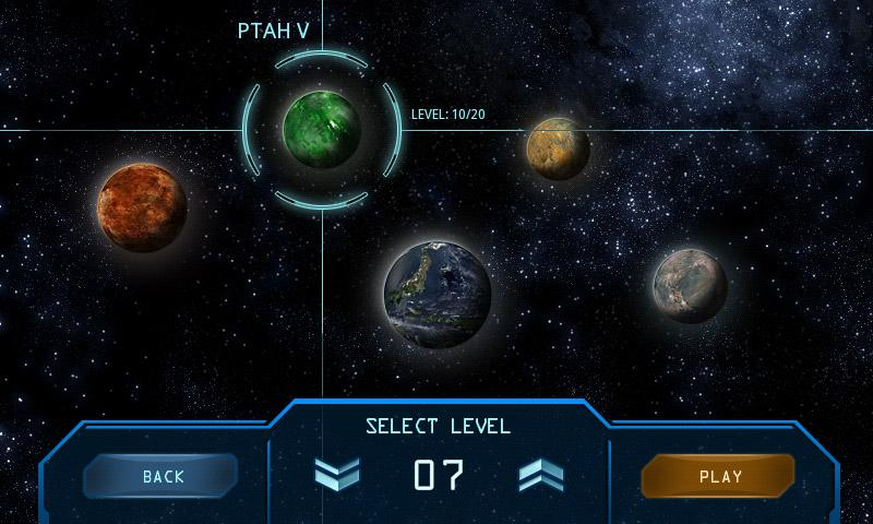 Solar Defence Lite- screenshot
