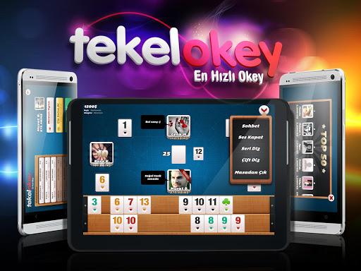 Tekel Okey 1.4.3 screenshots 1