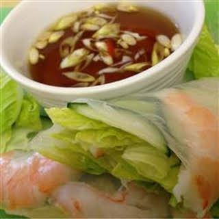 Nuoc Cham (Vietnamese Dipping Sauce).