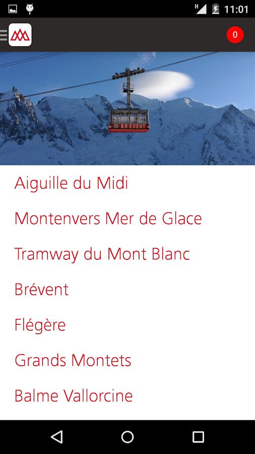 Chamonix - screenshot