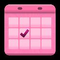Menstrual Calendar logo