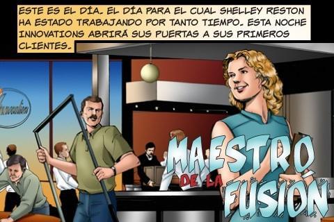 Maestro de la Fusion - screenshot