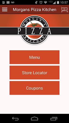 Morgans Pizza Kitchen