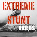 EXTREME STUNT VIDEOS logo