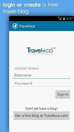 Traveloca - 旅游博客