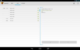 Screenshot of SuperSU Pro