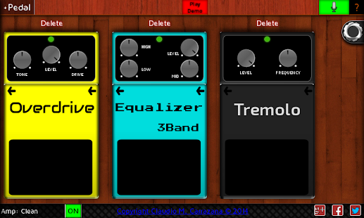 guitar effects apps on google play. Black Bedroom Furniture Sets. Home Design Ideas