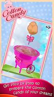 Screenshot of Cotton Candy Maker