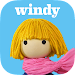 Windy's Lost Kite: Animated Story and Activities Icon