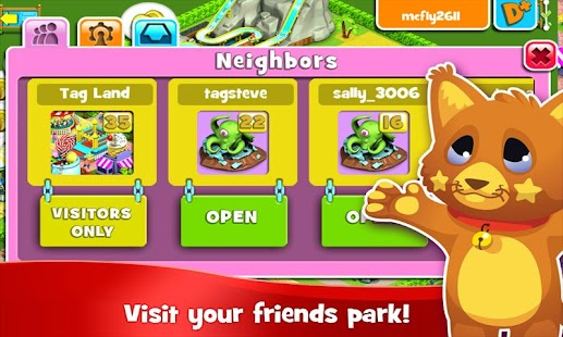 Funpark Friends Deluxe™ - screenshot thumbnail