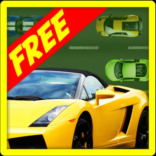 赛车游戏のスワイプレースレースゲーム LOGO-記事Game