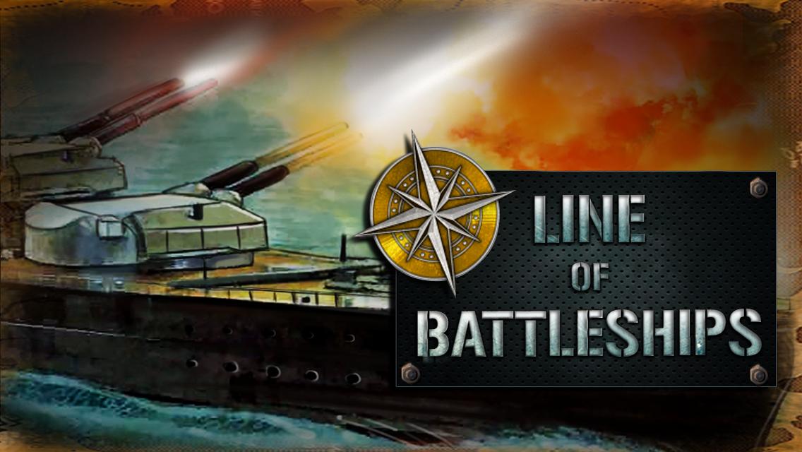 Line Of Battleships: Naval War - screenshot