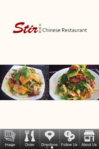 Stir Chinese Restaurant