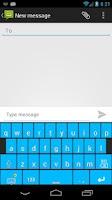 Screenshot of UKeyboard Beta