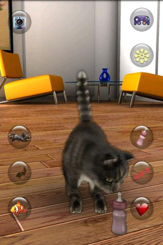 Talking Cat Funny APK 1.90 screenshots 3