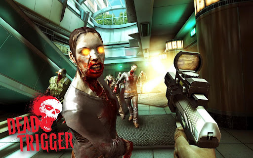 DEAD TRIGGER  gameplay | by HackJr.Pw 2