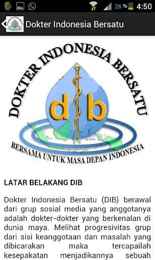 Dokter Indonesia Bersatu DIB