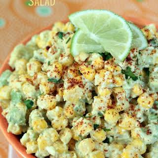 Mexican Crazy Corn Salad.