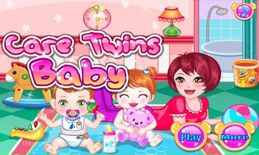 Care Twins Baby