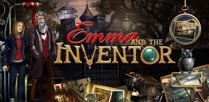 Emma and the Inventor HD apk