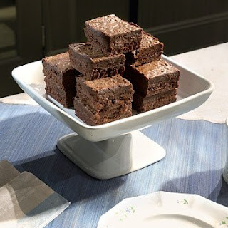 Mocha Fudge Brownies