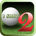 One Shot Putting Golf 2 logo