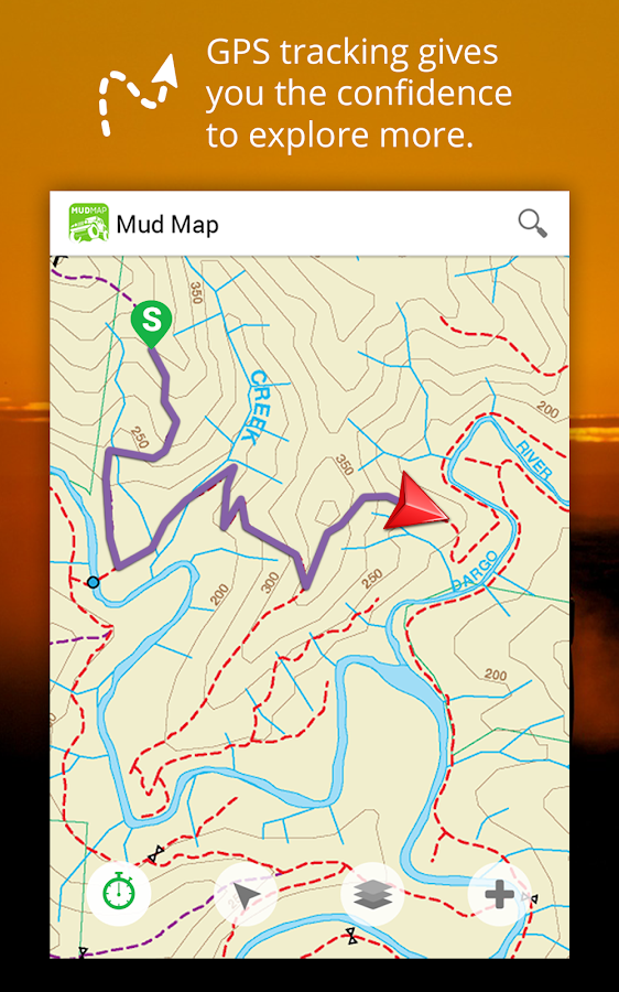 Mud Map- screenshot