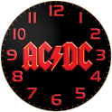 AC/DC Analog Clock icon