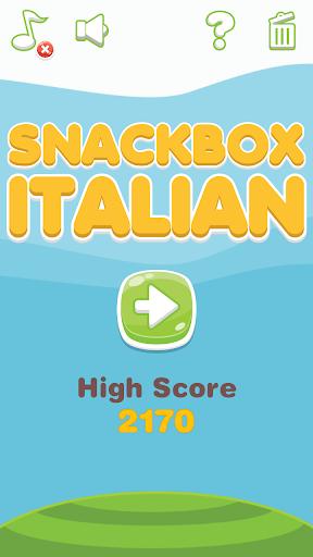 Italian Learning Game